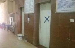 Hà Nội: Tổng rà soát thang máy nhà tái định cư