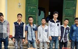 Bắt giữ 7 đối tượng trộm cắp tại cửa khẩu Lao Bảo