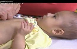 Dấu hiệu giúp mẹ nhận biết nhanh viêm phổi ở trẻ
