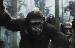 Dawn of the Planet of the Apes đứng đầu doanh thu phòng vé tại Bắc Mỹ