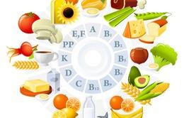Cách uống vitamin đạt hiệu quả nhất