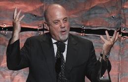 Billy Joel được vinh danh giải thưởng Gershwin