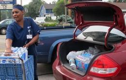 Mỹ: Nước nhiễm bẩn ảnh hưởng hơn 400.000 người