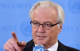Hội đồng Bảo an LHQ họp khẩn về Ukraine
