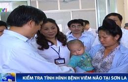 Bộ Y tế kiểm tra tình hình bệnh viêm não tại Sơn La