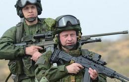 Các tiểu đoàn trinh sát Nga bắt đầu diễn tập