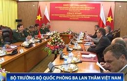 Bộ trưởng Bộ Quốc phòng Ba Lan thăm Việt Nam