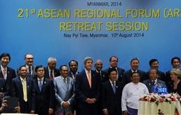 Diễn đàn khu vực ASEAN lần thứ 21 ra Tuyên bố Chủ tịch