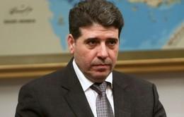 Chính phủ Syria tái bổ nhiệm ông Halaqi làm Thủ tướng