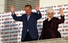 Tân Tổng thống Thổ Nhĩ Kỳ Erdogan đứng trước nhiệm kỳ nhiều thách thức