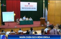 Bộ Y tế bác bỏ thông tin có ca nhiễm Ebola ở Việt Nam