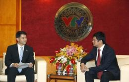 VTV là nhân tố tích cực thúc đẩy mối quan hệ Việt - Nhật