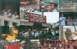 Ký ức Việt Nam - kể chuyện lịch sử bằng những thước phim quý giá