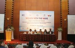 Mở ra nhiều hướng tiếp cận thông tin truyền thông dành cho phụ nữ