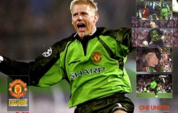 """Đội hình trong """"mơ"""" dưới triều đại Alex Ferguson: Không có Becks"""