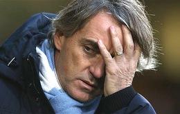 Man City sắp tống tiễn Mancini, đón Pellegrini