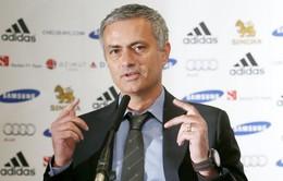 Jose Mourinho: Tôi đơn giản là người hạnh phúc