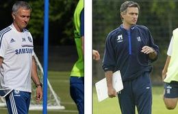 Mourinho và vũ khí bí mật mang tên iPad