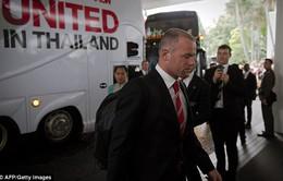 Rooney với MU: Hết duyên?