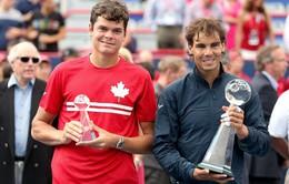 Vô địch Rogers Cup, Nadal trở lại vị trí số 3 trên BXH ATP
