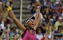 Điểm nhấn US Open: Cựu vô địch thua tay vợt 17 tuổi