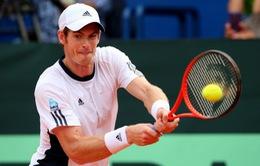Andy Murray kết thúc năm 2013 trên bàn mổ