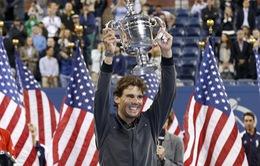 """""""Ông vua"""" Nadal trở lại ngôi vương ATP sau China Open?"""