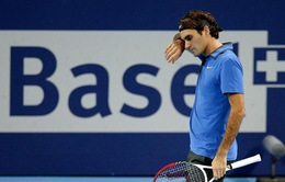 Roger Federer thất bại vì thi đấu quá nhiều