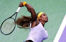 """WTA Championship ngày thứ 2: Serena Williams vẫn là """"độc cô cầu bại"""""""