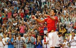 Davis Cup 2013 gọi tên Novak Djokovic?