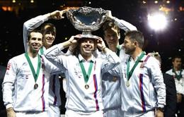 """David Cup 2013:  Serbia thất bại vì Djokovic là """"ngôi sao cô đơn"""""""