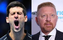 """Nole sẽ """"lột xác"""" với... Boris Becker?"""