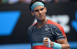 """Tứ kết Australian Open 2014: Chiến thắng """"bình thường"""" cho Rafael Nadal"""