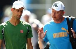 Novak Djokovic: Thuê huyền thoại Boris Becker, tinh thần là chính