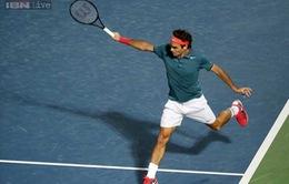 Dubai Duty Championships 2014: Chung kết sớm Federer – Djokovic?