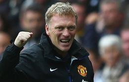 Manchester United: David Moyes – tương lai đã được đảm bảo