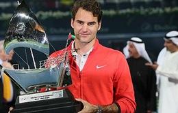 Indian Wells 2014: Roger Federer đang tự tin hơn bao giờ hết