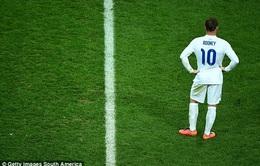 """World Cup 2014, Anh 1-2 Uruguay: """"Chết"""" vì HLV Roy Hodgson"""