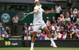 Wimbledon 2014 ngày thứ 2: Federer thắng dễ, Nadal vượt khó