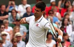 Wimbledon 2014 ngày thứ 3: Djokovic chật vật đi tiếp, David Ferrer bị loại
