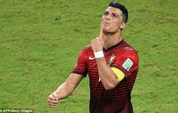 World Cup 2014: Cris Ronaldo kiếm 14,1 triệu bảng trong 30 ngày