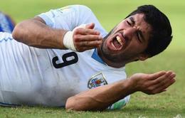CHÍNH THỨC: Bị cấm thi đấu 4 tháng, Luis Suarez chia tay World Cup 2014