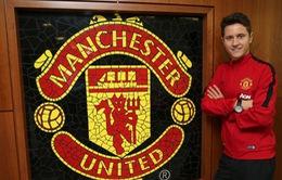 Manchester United: Ander Herrera và giấc mơ đã trở thành hiện thực