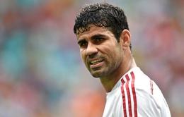Chelsea chính thức ký hợp đồng với Diego Costa