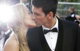 Novak Djokovic cưới vợ ngay sau Wimbledon