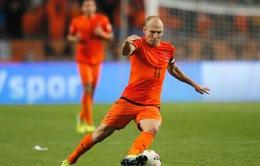 Van Gaal khẳng định Robben sẽ không tới Manchester United