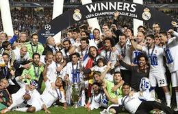 Real Madrid thống trị thế giới thể thao về tiền bạc
