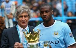 Yaya Toure chắc chắn ở lại Man City