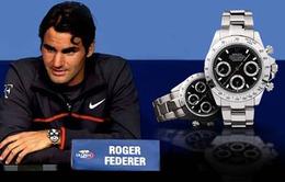 Thi đấu bết bát, Roger Federer vẫn kiếm 46 triệu USD năm 2013
