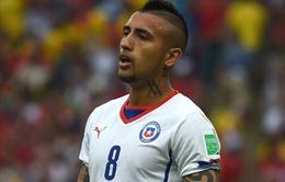 Với 54 triệu euro, Manchester United sẽ có Arturo Vidal ngay trong tuần này